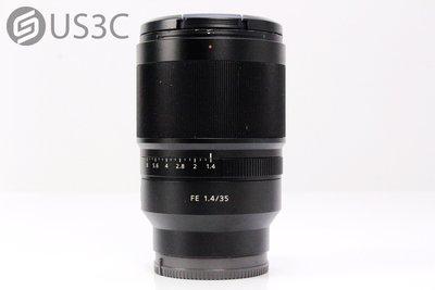 【US3C】公司貨 Sony Zeiss Distagon FE 35mm F1.4 ZA SEL35F14Z 定焦鏡