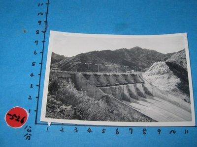 石門水庫,古董,黑白老照片,相片
