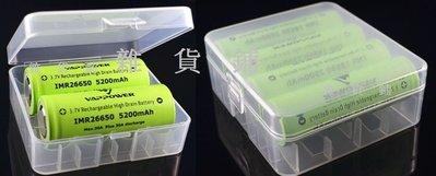 【雜貨鋪】 雙用 18650 26650 鋰電池 塑料盒 電池盒收納盒 保護盒 電池盒 手電筒 行動電源 充電寶 新北市