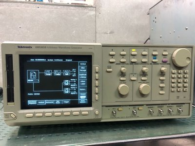 Tektronix AWG610 Arbitrary Waveform Generator任意信號產生器(示波器)