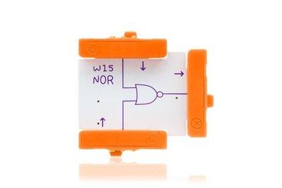 美國 littleBits 零件 (wire):  NOR (8折出清)