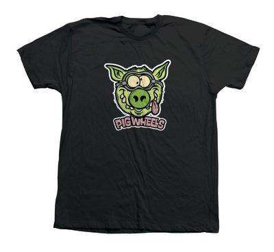 SKATEBOARDING 滑板店 PIG 短袖 TOXIC PIG