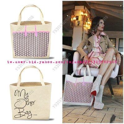 *庄野小舖* 日本代購【My Other Bag】SOPHIA 粉紅色托特包 (現貨在日本) 100%全新 goyard