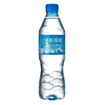 噶瑪蘭天然水 礦泉水 瓶裝水 1箱600mlX24瓶 特價160元 每瓶平均單價6.66元 飲用水