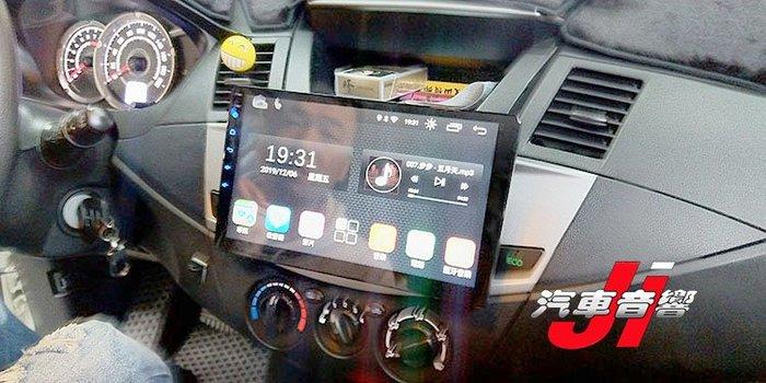 **Ji汽車音響**zinger 10.2吋安卓專用機 四/八核心 最新IPS面板技術 無線上網 內建二選一導航