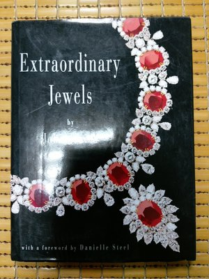 不二書店 extraordinary of jewels by  john traina 珠寶 精裝 英文原文書