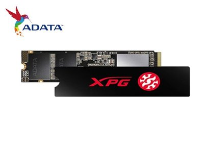 「ㄚ秒市集」威剛 XPG SX6000 Lite 512G M.2 2280 PCle 3D TLC 附贈散熱片