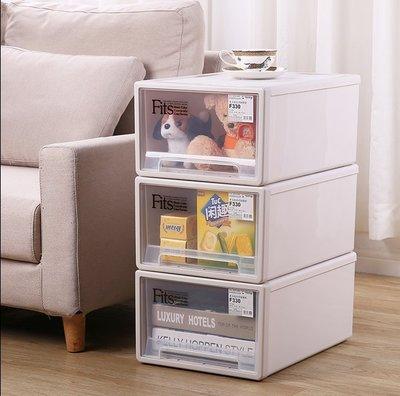 『格倫雅』天馬 組合抽屜櫃兒童抽屜式收納櫃 塑膠收納箱嬰兒衣物收納盒衣櫃^9691