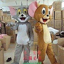 美學95貓和老鼠卡通人偶服裝 表演服裝 玩偶公仔服裝 卡通服裝 湯姆貓❖6930