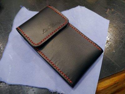 KH手工皮革工作室 MIT全牛皮iPhone11ProMax iPhoneXSmax 直式手機皮套 量身訂作紀念品父親節