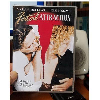 【紅豆百貨】致命誘惑 Fatal Attraction (1987)英語對白中文字幕DVD 精美盒裝