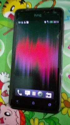 HTC J Z321e 4.3吋 雙核心 日系機 功能正常流暢 所門4G卡可用 1G/16G