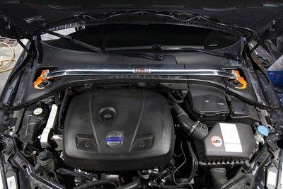 《大台北》億成汽車底盤精品改裝-SUMMIT-鐵合金中下結構板 VOLVO XC60