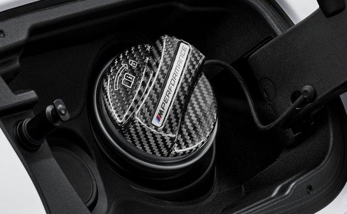 【樂駒】 BMW M Performance 碳纖維油箱蓋飾板 E90 E91 E92 F30 F31 G20 G21