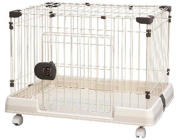 *COCO*日本 IRIS 精緻上蓋可掀式貓狗籠.RKG-700L小型犬種使用