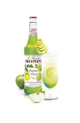 SNOW的家【訂購】Monin 糖漿-青蘋果700ml (81470094
