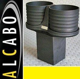 【JP.com】日本原裝 空運預購 ALCABO BENZ W463 G-CLASS 專用置杯架 (黑色)