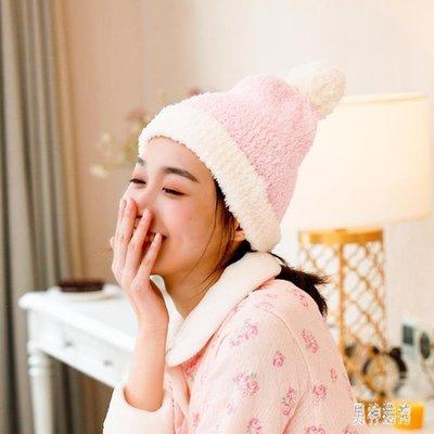 月子帽 秋冬季外出防風孕婦保暖帽子女產婦秋時尚坐月子帽子 BF20223