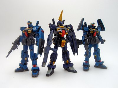 RMS-154 Barzam 1/400 GUNDAM COLLECTION