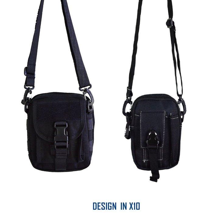 ---- X 10 --- 2019   高強度尼龍  TYPE  BAG  機能性 小包  軍風  防潑水  收納