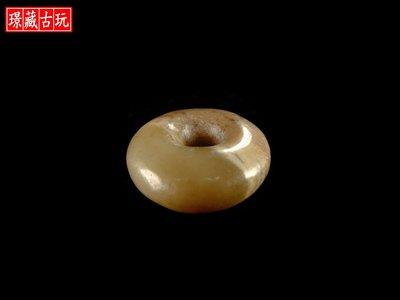 ﹣﹦≡|璟藏古玩|唐~元代-和闐玉厚實玉環∥(直購價,不設底價,只給第一標)∥≡ ﹦﹣