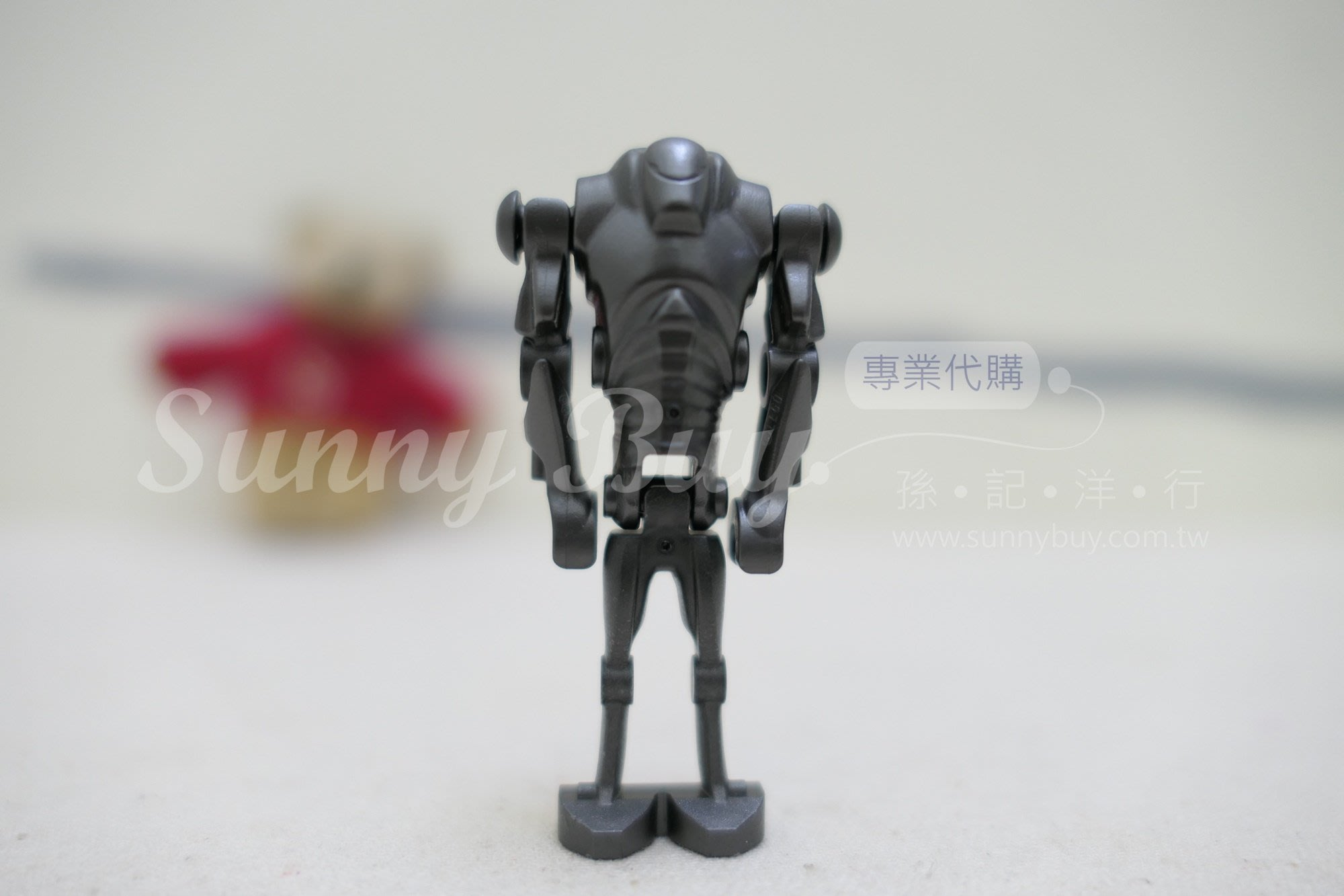 【Sunny Buy 】◎二手◎Lego sw092 超級戰鬥機器人 Super Battle Droid