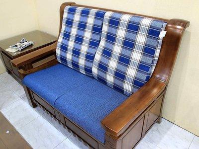 【歐風別館】木板椅專用提花布椅墊【二】【全館滿萬享24期0利率】