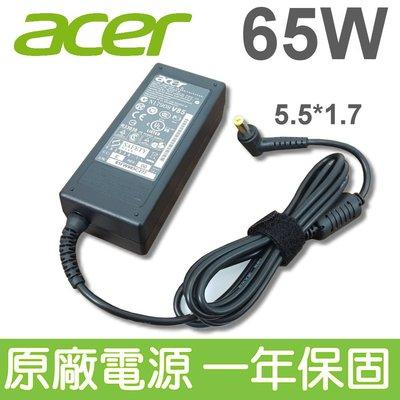ACER 宏碁 65W 原廠 變壓器 E5-572 E5-573G E5-574G E5-575 E5-575G 台中市