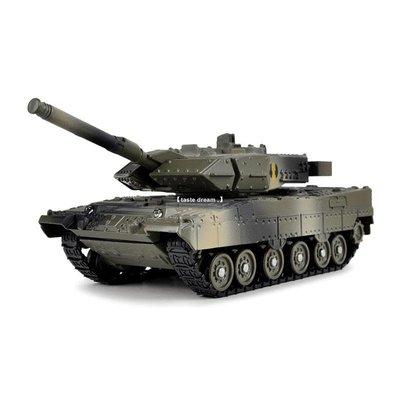 【taste dream .】 仿真中國T-99坦克合金模型M1A2履帶式豹2大閱兵T99男孩兒童寶寶玩具車