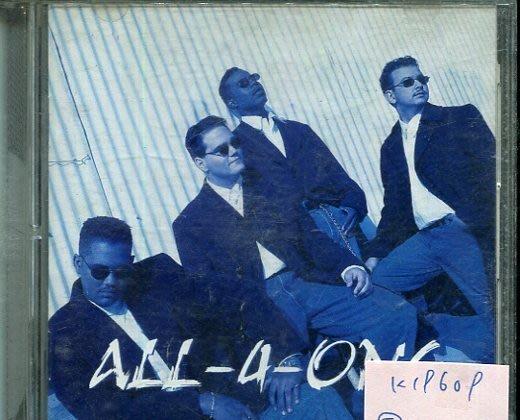 *真音樂* ALL 4 ONE / AND THE MUSIC SPEAKS 二手 K19609
