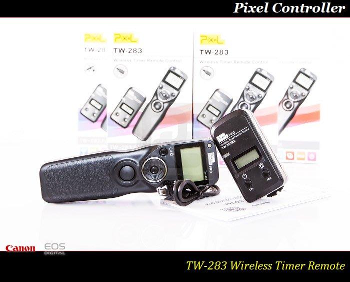 【特價促銷】Nikon MC-DC2 全新原廠PIXEL品色TW-283無線液晶電子快門線 D7200/D750