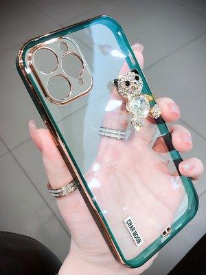 Starry × Shop 蘋果11手機殼鏡頭全包iPhone11防摔透明硅膠軟殼11pro可愛女款11promax個性水鉆新款網紅ins風潮牌