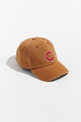 代購 '47 Brand X Carhartt Chicago Cubs Dad Baseball Hat