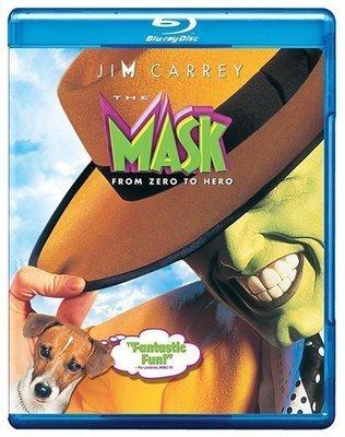 BD 全新美版【摩登大聖】【The Mask】Blu-ray 藍光