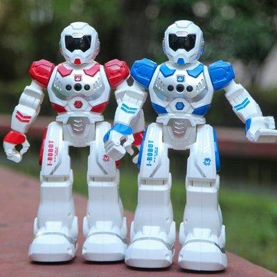 遙控智慧機器人玩具跳舞宇宙戰警小胖男女孩禮物『』