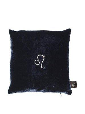 Aviva Stanoff 獅子座天鵝絨枕頭(美國製)~2個一起售#大降價!