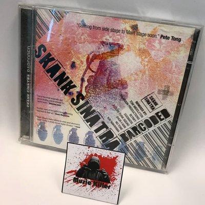 英版 Skank Sinatra - Barcoded