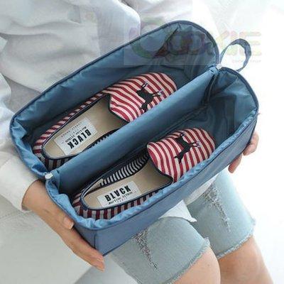 2015韓國多功能手提收納鞋包 立體鞋盒 旅行收納整理鞋盒 【庫奇小舖】【S176】