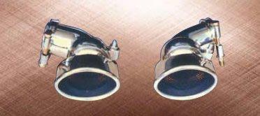 泰山美研社19012205 BENZ 賓士 W211 03-07年 不鏽鋼 單出 尾飾管 排氣管