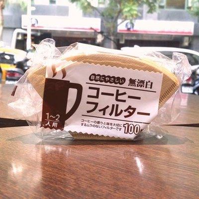 【北極海咖啡@板橋】寶馬牌進口 日本製袋裝梯型濾紙單人份100張 新北市