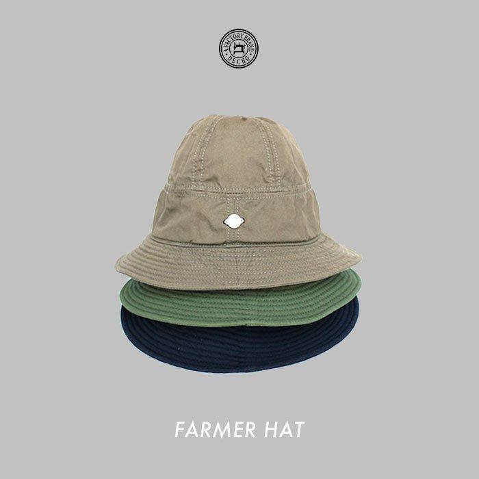 WaShiDa【D-13】DECHO 日本品牌 日本製  FARMER 農夫 寬帽沿 漁夫帽 遮陽帽 帆布 - 預訂