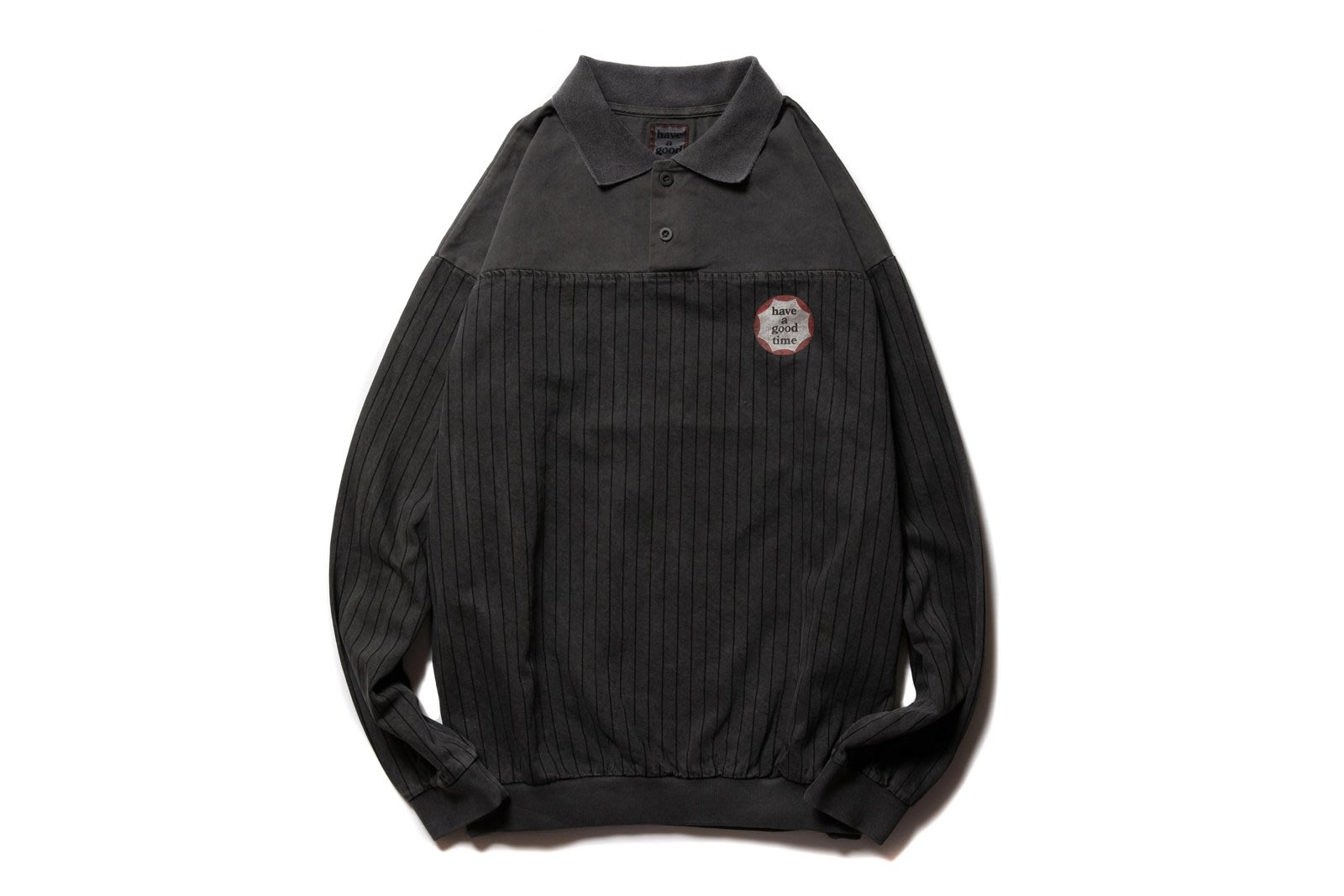 [ LAB Taipei ] have a good time FRAME WASHED CREWNECK