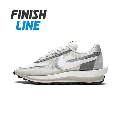 Sacai X Nike LVD WAFFLE 灰白 解構聯名 運動鞋 休閒女鞋 男鞋 BV0073 100