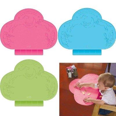 【小糖雜貨舖】Summer Infant 兒童餐墊 / 可攜式防水學習餐墊