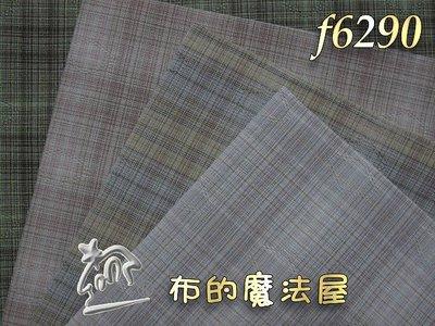 【布的魔法屋】f6290日本進口1/2呎組漸層格紋拼布證書班先染配色布組(拼布布組套布,日本先染格子布料)