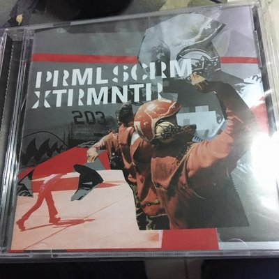 CD 全新 : Primal Scream / xtrmntr