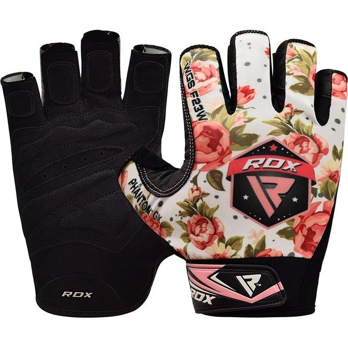 【神拳阿凱】RDX 英國 WGS-F23W 女性專用 健身手套 重訓 健身 防磨(免運)