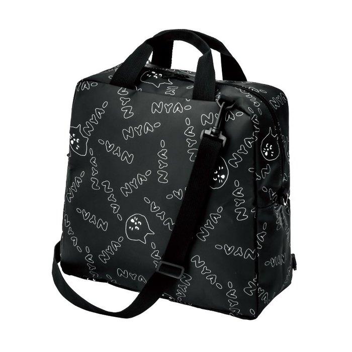 ♥小花日韓雜貨 ♥ -- 日雜包 NE NET 貓咪休閒手提包後背包購物包行李包