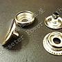 鐵質15mm單面牛仔釦(銀色) 606- 2211506〔買...