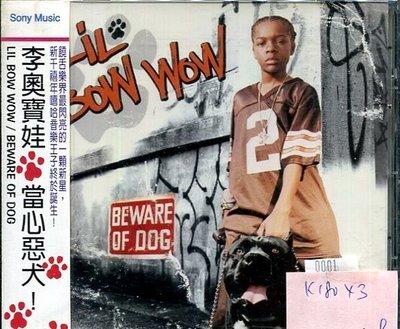 *真音樂* LIL BOW WOW / BEWARE OF DOG 二手 K18043